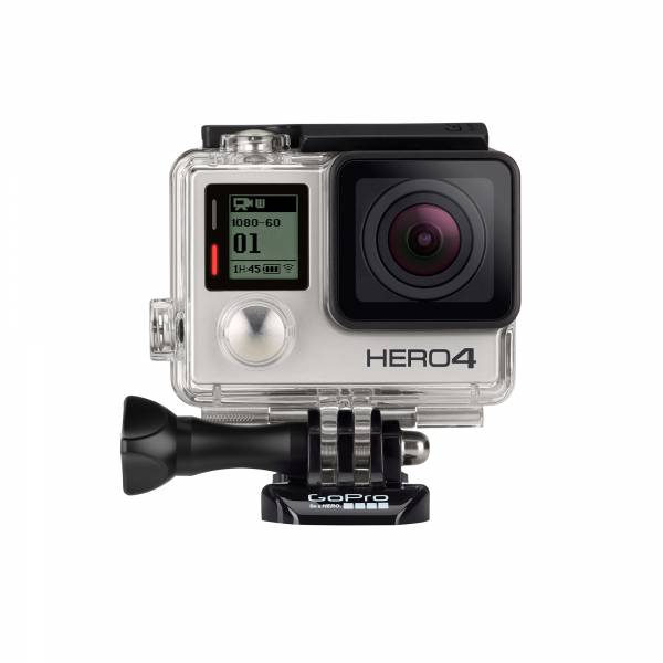 GoPro Hero 4 Silver Action Cam (CHDHY-401)