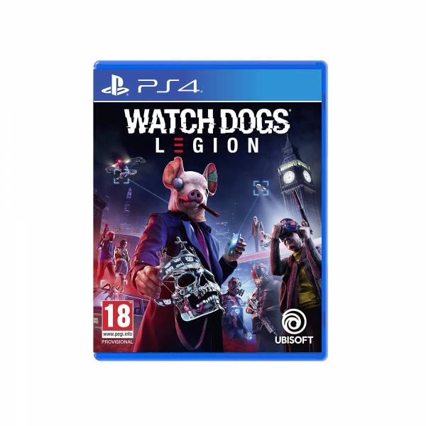 Watch Dogs Legion PS4/ PS5 Game