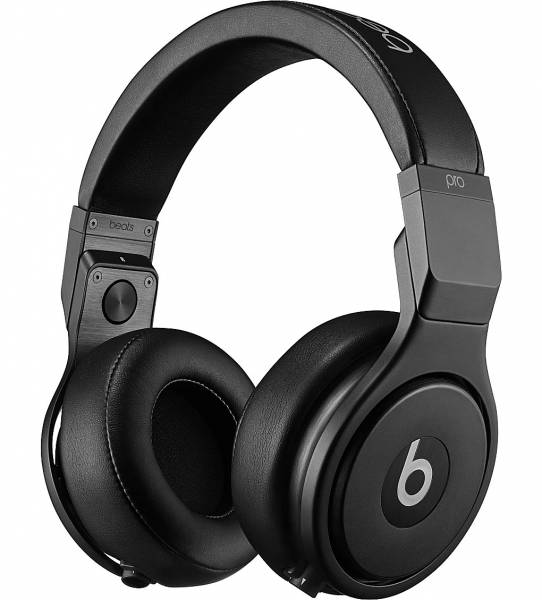 Beats By Dr Dre Pro Infinite Black