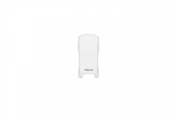 DJI Tello Snap-on Top Cover in White front view