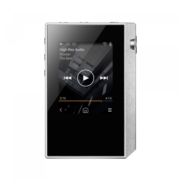 Pioneer XDP-30R Hi-Res Digital Audio Player in Silver