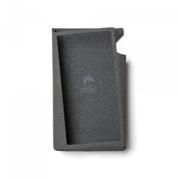 Astell&Kern A&norma SR15 Leather Case in Charcoal Grey