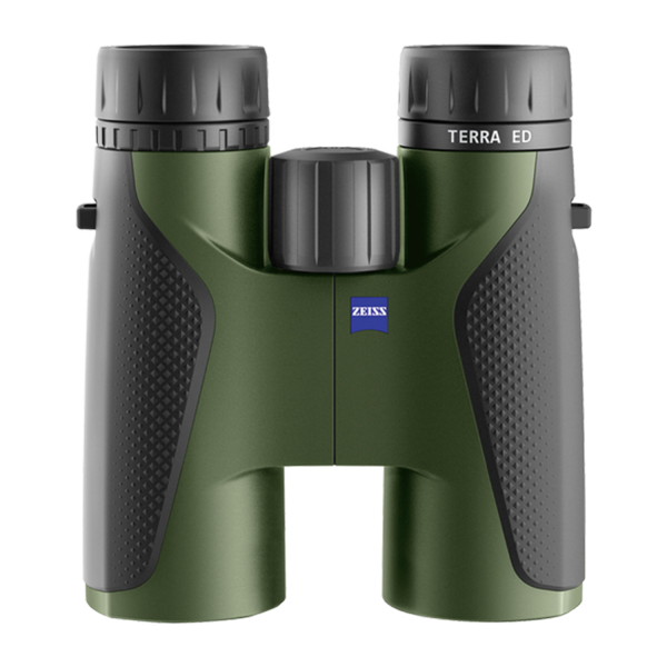 Zeiss Terra ED 10x42 Binoculars in Black/Green