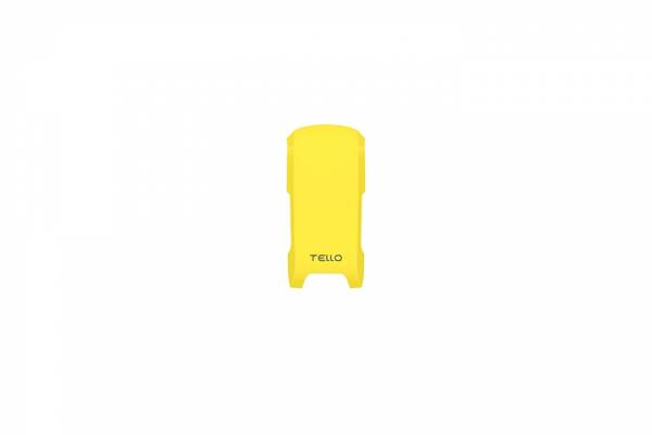 DJI Tello Snap-on Top Cover in Yellow front view
