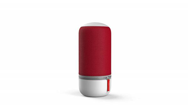 Libratone Zipp Mini 2 Speaker in Cranberry Red hero image