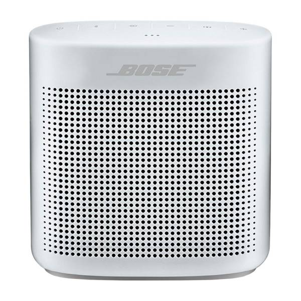 Bose SoundLink Colour II Bluetooth Speaker White front view