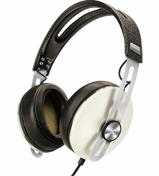 Sennheiser Momentum 2.0 around-ear headphones in Ivory