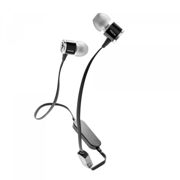 Focal Spark Wireless Earphones in Black