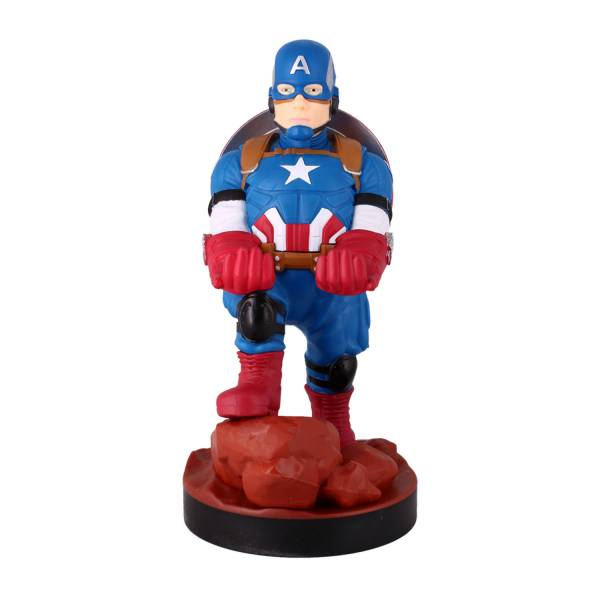 Cable Guy Captain America Accessory Holder