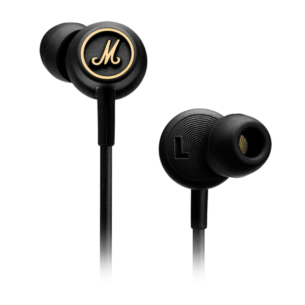 Marshall Mode EQ In-Ear Headphones in Black