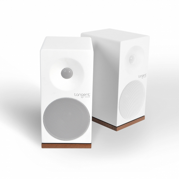 Tangent Spectrum X5 Bluetooth Active Speakers in White