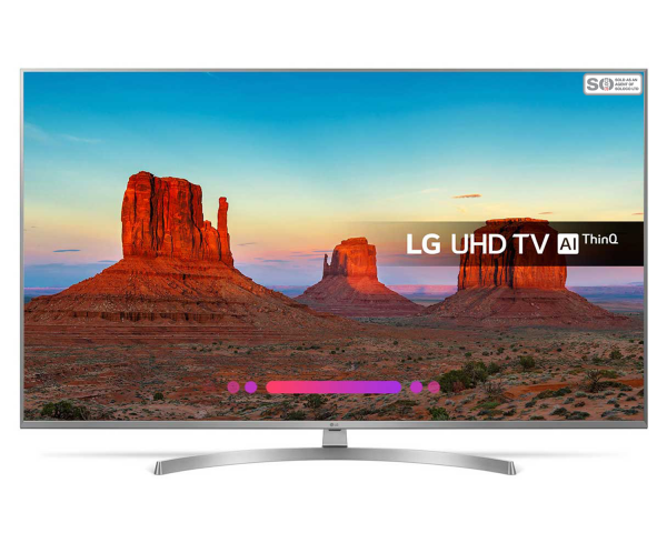 "LG 65UK7550 65"" 4K UHD HDR Smart LED TV"
