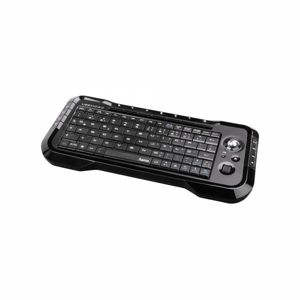 Hama Uzzano 2.0 Smart TV Wireless Keyboard