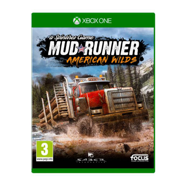 Spintires Mudrunner American Xbox One Game