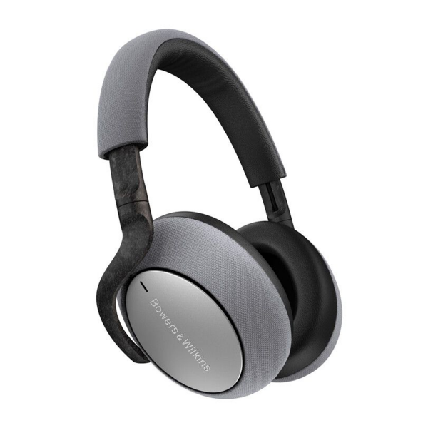 Bowers & Wilkins PX7 Wireless Noise Cancelling Headphones in Silver