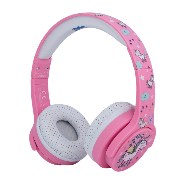 OTL Peppa Pig Unicorn Wireless Headphones