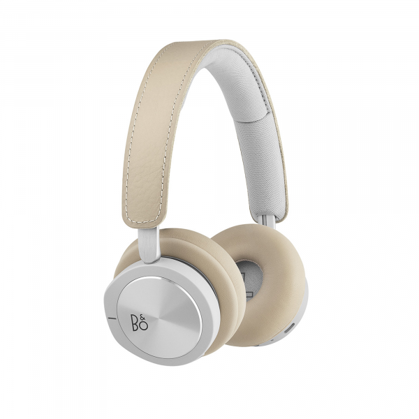 Bang & Olufsen Beoplay H8i Active Noise Cancelling Wireless On-Ear Headphones with Natural