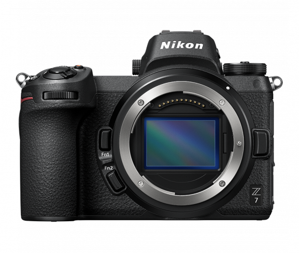 Nikon Z 7 Digital Camera Body Front View