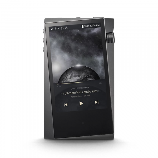Astell&Kern A&norma SR15 High Res Audio Player in Dark Grey