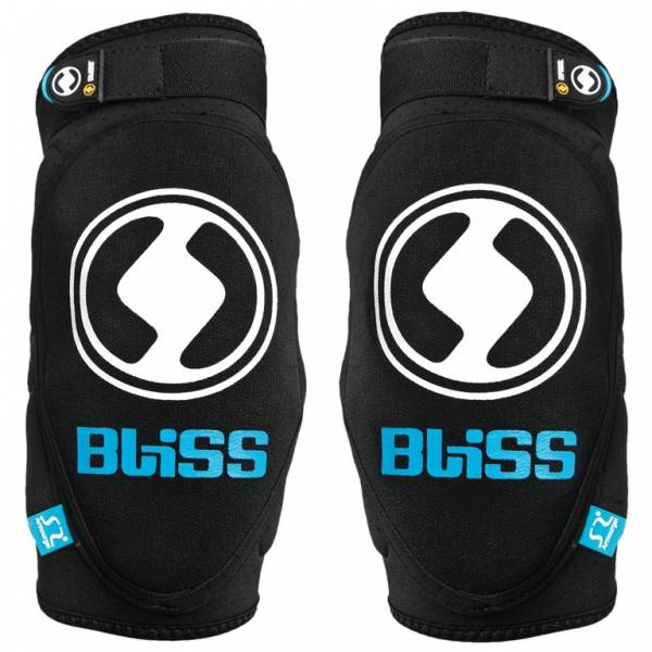 Bliss ARG Vertical Elbow Pads in Large front view