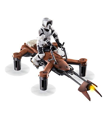 Star Wars 74-Z Speeder Bike drone
