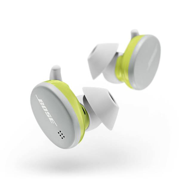 Bose Sport Earbuds in Glacier White