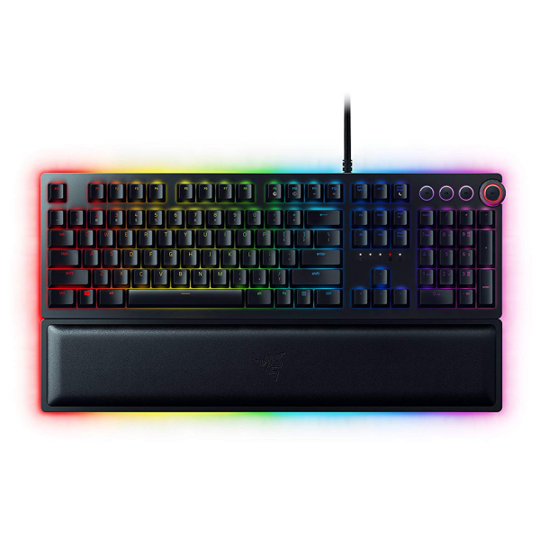 Razer Huntsman Elite Chroma RGB Mechanical Gaming Keyboard