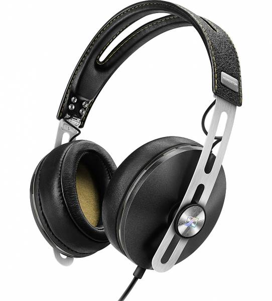 Sennheiser Momentum 2.0 Over-Ear Headphones in Black - iOS Devices