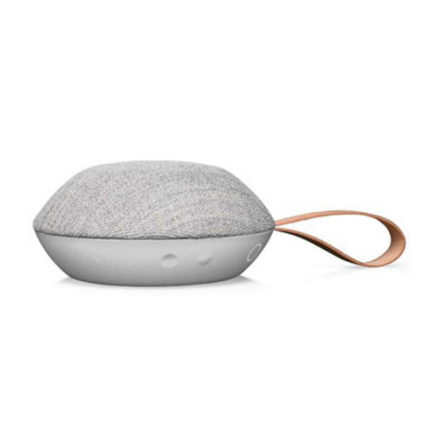 Vifa Reykjavik Wireless Portable Speaker in Sandstone Grey