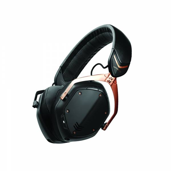 V-MODA Crossfade Il Wireless Headphones in Rose Gold