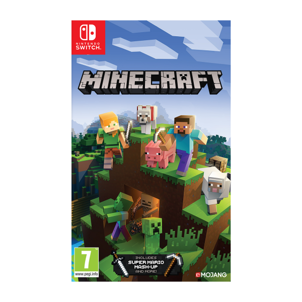 Minecraft Nintendo Switch Game