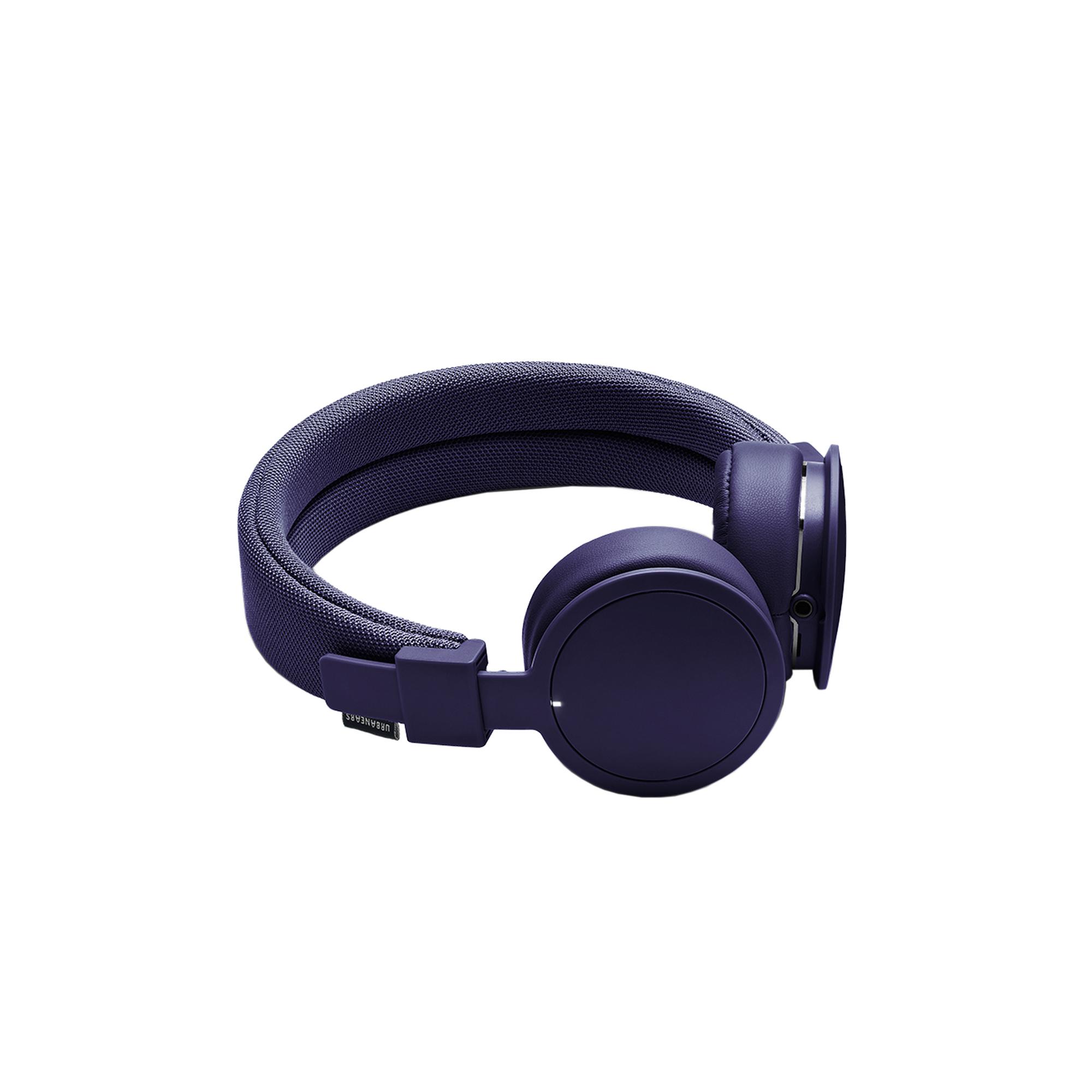 Urbanears Plattan Adv Wireless On Ear Headphones In Eclipse Blue Ii Powder Pink Tekzone
