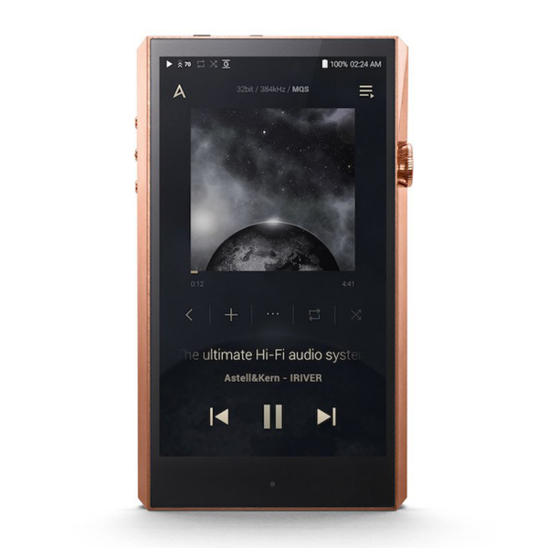 Open Box: Astell&Kern A&ultima SP1000 Hi-Res Audio Player in Copper