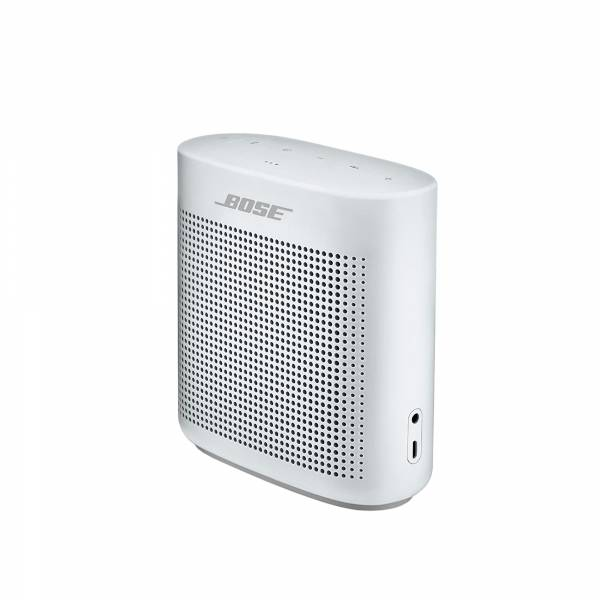 Bose SoundLink Colour II Bluetooth Speaker White right tilted