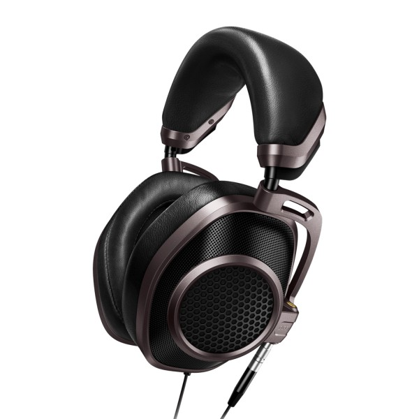 Cleer Next High End Audiophile Headphones Titanium