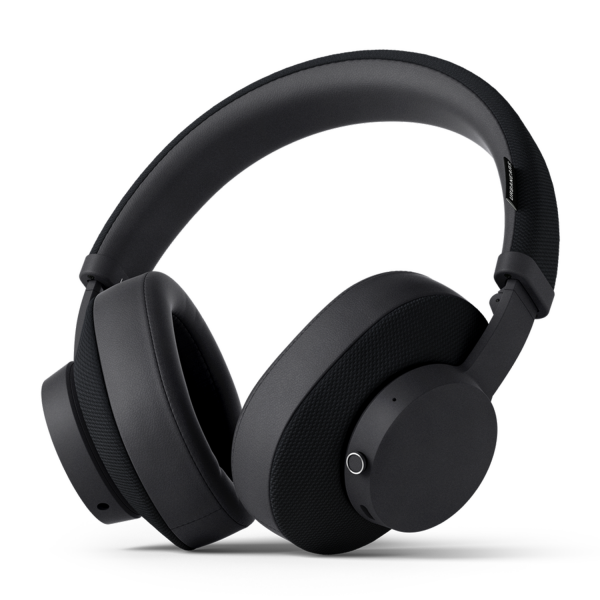 Urbanears Pampas Over-Ear Headphones in Charcoal Black