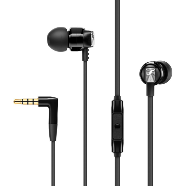 Sennheiser CX 300S In-Ear Headphones in Black