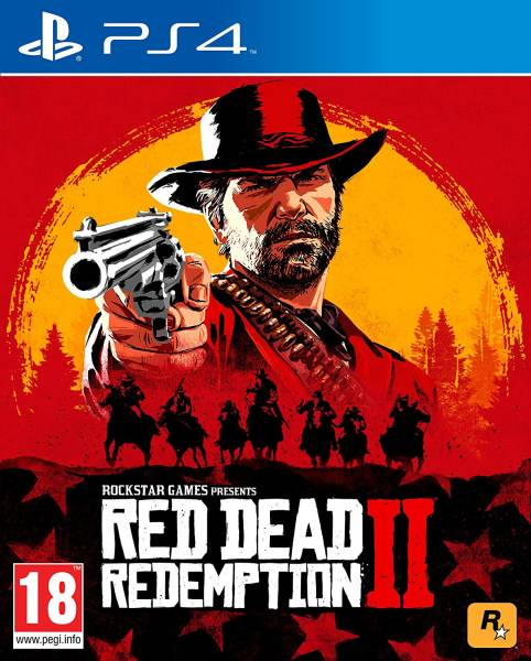 Red Dead Redemption 2 PS4 Hero Image