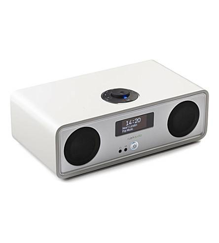 Ruark Audio R2 III wireless stereo system in Soft White