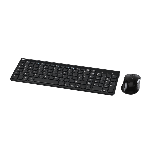 Hama Trento Wireless Keyboard and Mouse Set