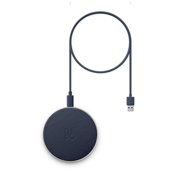 Bang & Olufsen Beoplay Wireless Charging Pad in Indigo Blue