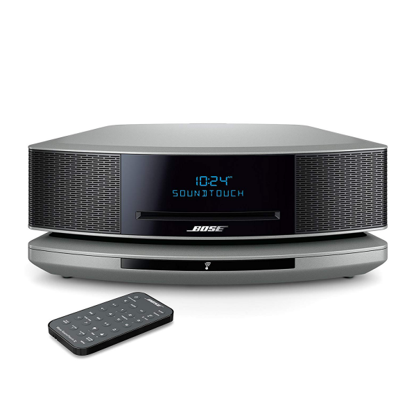 Bose Wave SoundTouch Music System IV in Silver