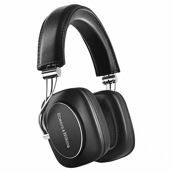 Bowers & Wilkins P7 Wireless Over-Ear Headphones in Black