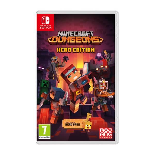 Minecraft Dungeons, Switch