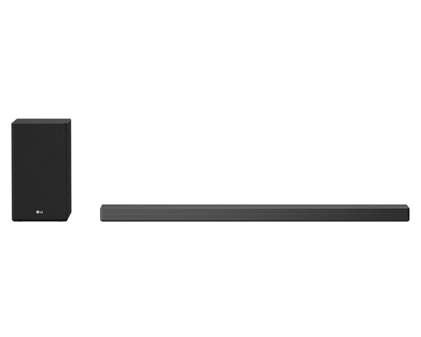 LG SN9YG 5.1.2ch High Res Audio Soundbar