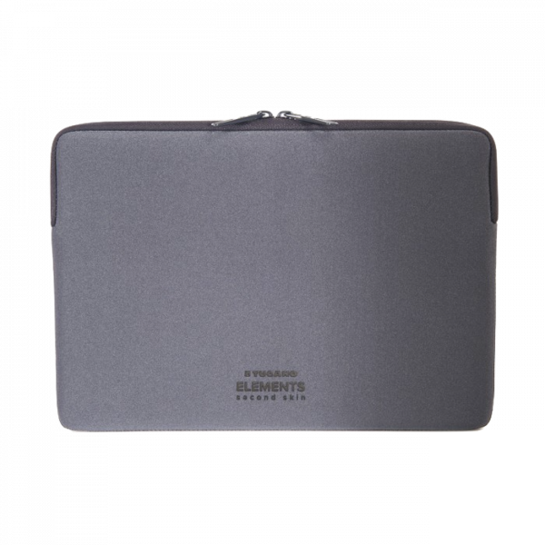 "Tucano Second Skin MacBook 12"" Neoprene Sleeve Grey"