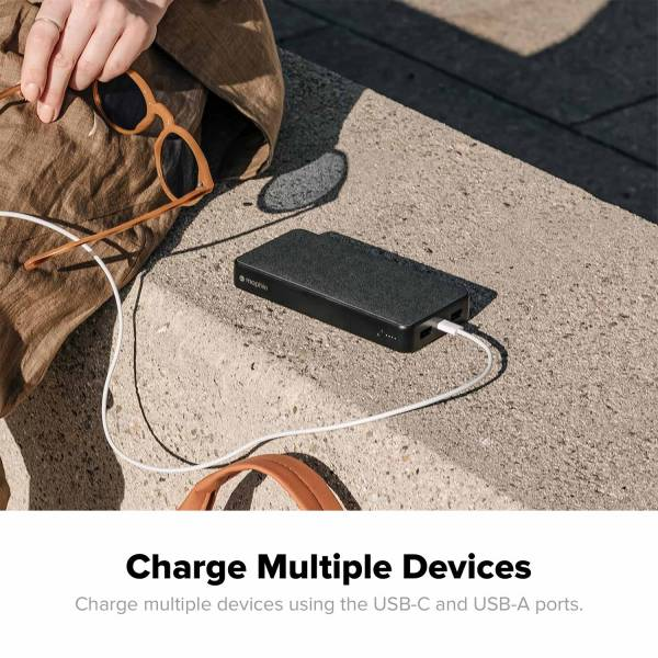 Mophie Smartphone/Tablet Powerstation XXL - Black