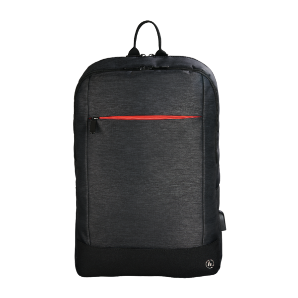 "Hama Manchester 15.6"" Notebook Backpack in Black"