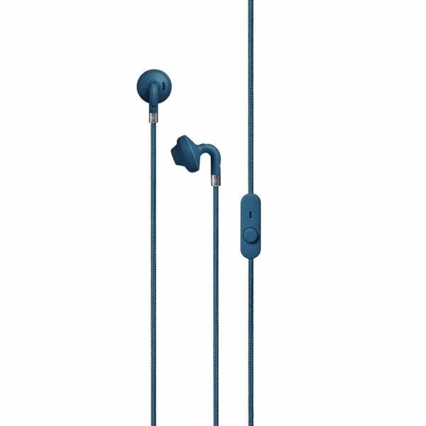 Urbanears Sumpan In-Ear Headphones in Indigo length view