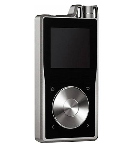 Questyle QP1R Audio Player Space Grey front view